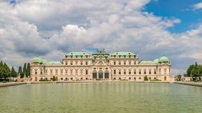 Lapso de tiempo de Viena Austria almacen de video