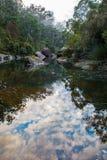 Lapstone峡谷河 库存照片