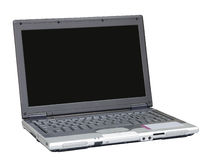 laptop Fotografia Stock
