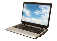 laptop Obraz Stock