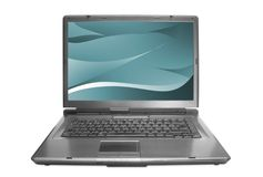 Free Laptop Royalty Free Stock Photography - 13054957