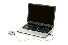 Laptop Stock Foto's