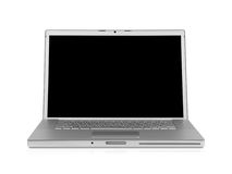 Laptop. Blank Laptop (Include Clipping Path Royalty Free Stock Images