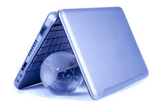 Laptop! Royalty Free Stock Image