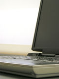 Laptop. View Royalty Free Stock Photos