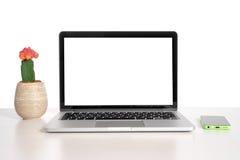 Laptop Lizenzfreie Stockfotografie