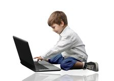 laptop Zdjęcia Royalty Free