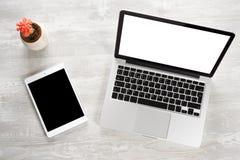 Laptop Stock Foto