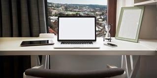 Laptop Imagenes de archivo
