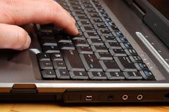 Laptop -7 obrazy royalty free