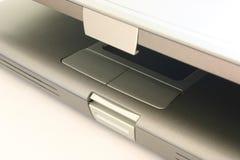 Laptop-Abdeckung Lizenzfreies Stockbild