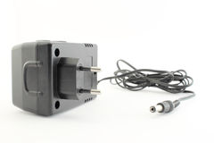 Laptop AC adapter Royalty Free Stock Image