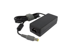 Laptop AC adapter Stock Photography