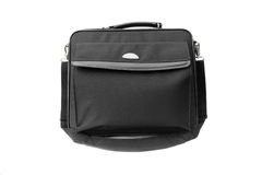 Laptop bag isolated Stock Image