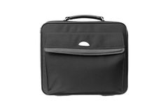 Laptop bag isolated Stock Photos