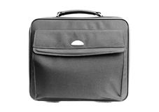 Laptop bag isolated Stock Photography