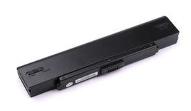 Laptop batterij royalty-vrije stock afbeeldingen