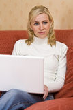 Laptop Beauty Royalty Free Stock Photo