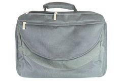 Laptop carrying case Stock Photo