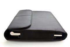 Laptop in case Stock Image