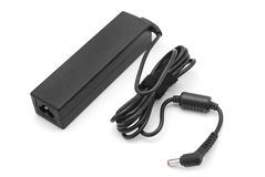 Laptop charger Royalty Free Stock Images