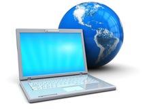 Free Laptop Communications Royalty Free Stock Image - 13013336