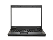 Laptop compute Royalty Free Stock Photography