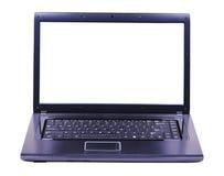 Laptop computer Stock Photo