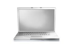 Laptop computer royalty-vrije stock afbeeldingen