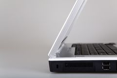 Laptop computer Stock Image