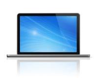Laptop computer Stock Afbeeldingen