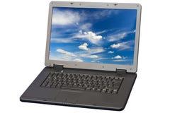 Laptop-Computer Stockbilder