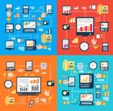 Laptop Computer Concept Stock Photos