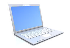 Laptop computer Royalty Free Stock Photo