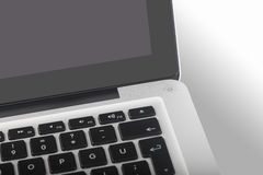 Laptop detail Royalty Free Stock Photo
