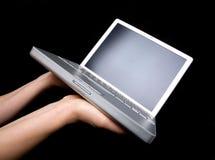 Laptop Display Stock Image