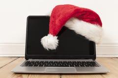 Laptop en GLB Royalty-vrije Stock Foto's