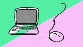 Laptop en Muis