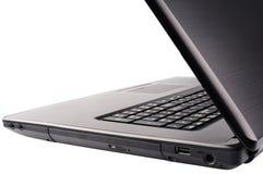 Laptop fragment Royalty-vrije Stock Foto