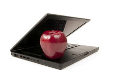 Laptop Health stock image