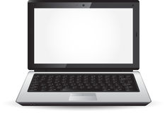 Laptop icon Royalty Free Stock Photography