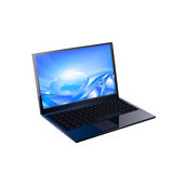 Laptop icon Royalty Free Stock Images