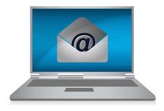Laptop / internet /  Royalty Free Stock Image