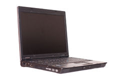 Laptop isolated Stock Photography