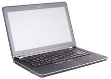 Laptop isometric view Stock Image