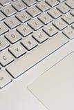 Laptop Keyboard Royalty Free Stock Photos