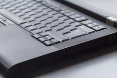 Laptop keyboard Stock Photography