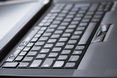 Laptop keyboard Royalty Free Stock Photography