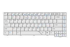 Laptop keyboard. Stock Photography