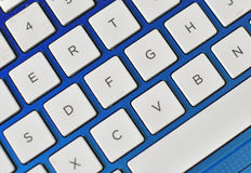 Laptop keyboard Stock Images